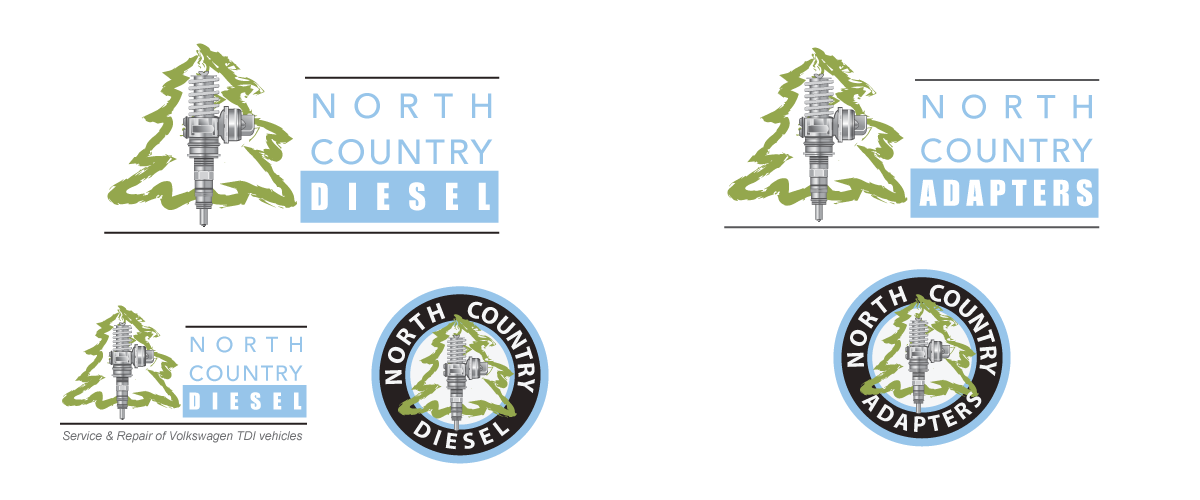 North Country Diesel Logo